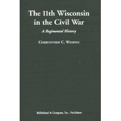 Hello 11th Wisconsin descendants and enquirers! I do not have any updates on how sales are going, but for a regiment history, it seems to be strong. Reviews are starting...
